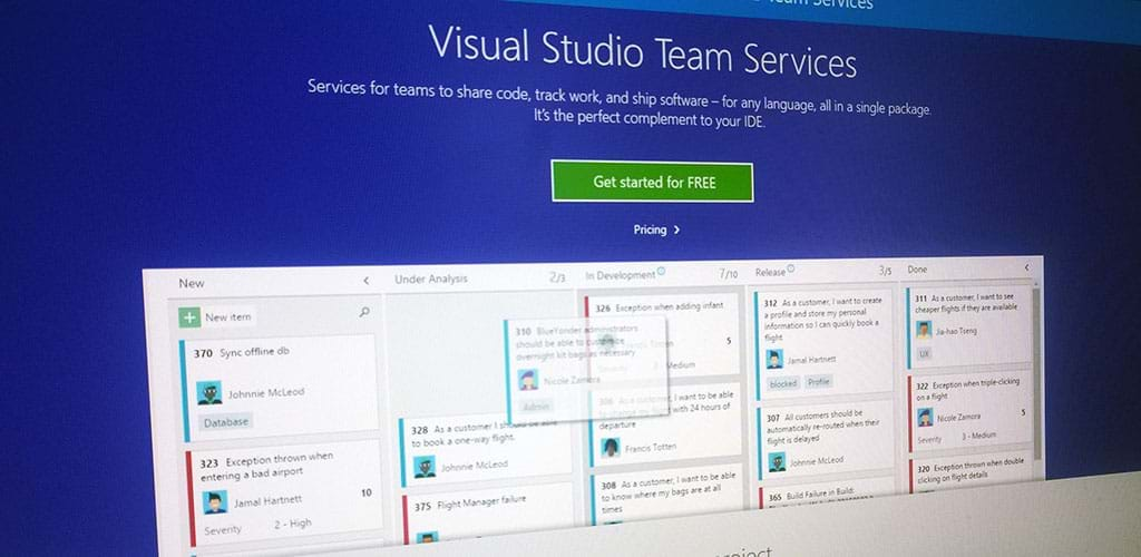Updating web.config In Visual Studio Team Services During Build and Release.